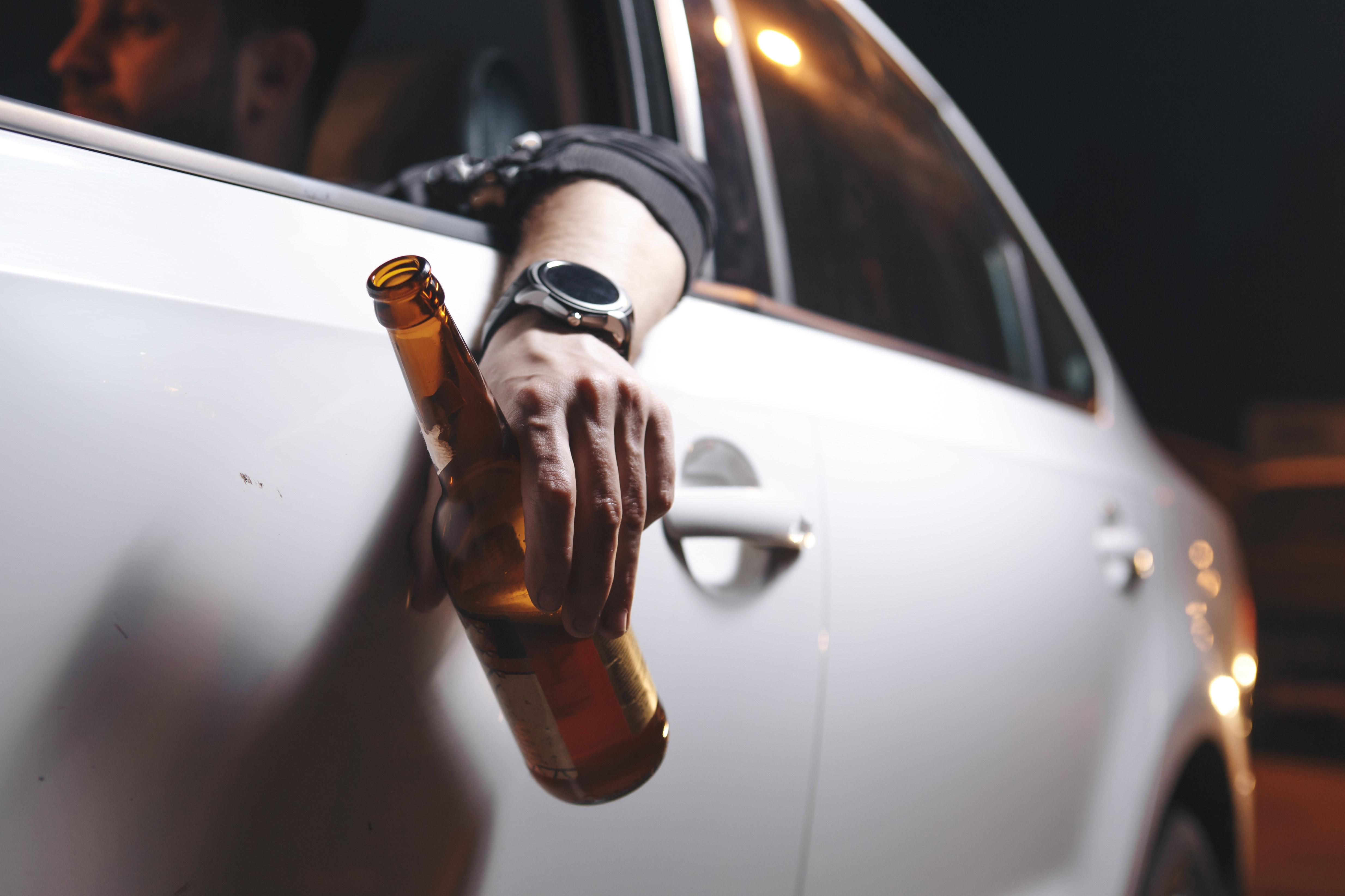 Intoxicatie of dronkenschap